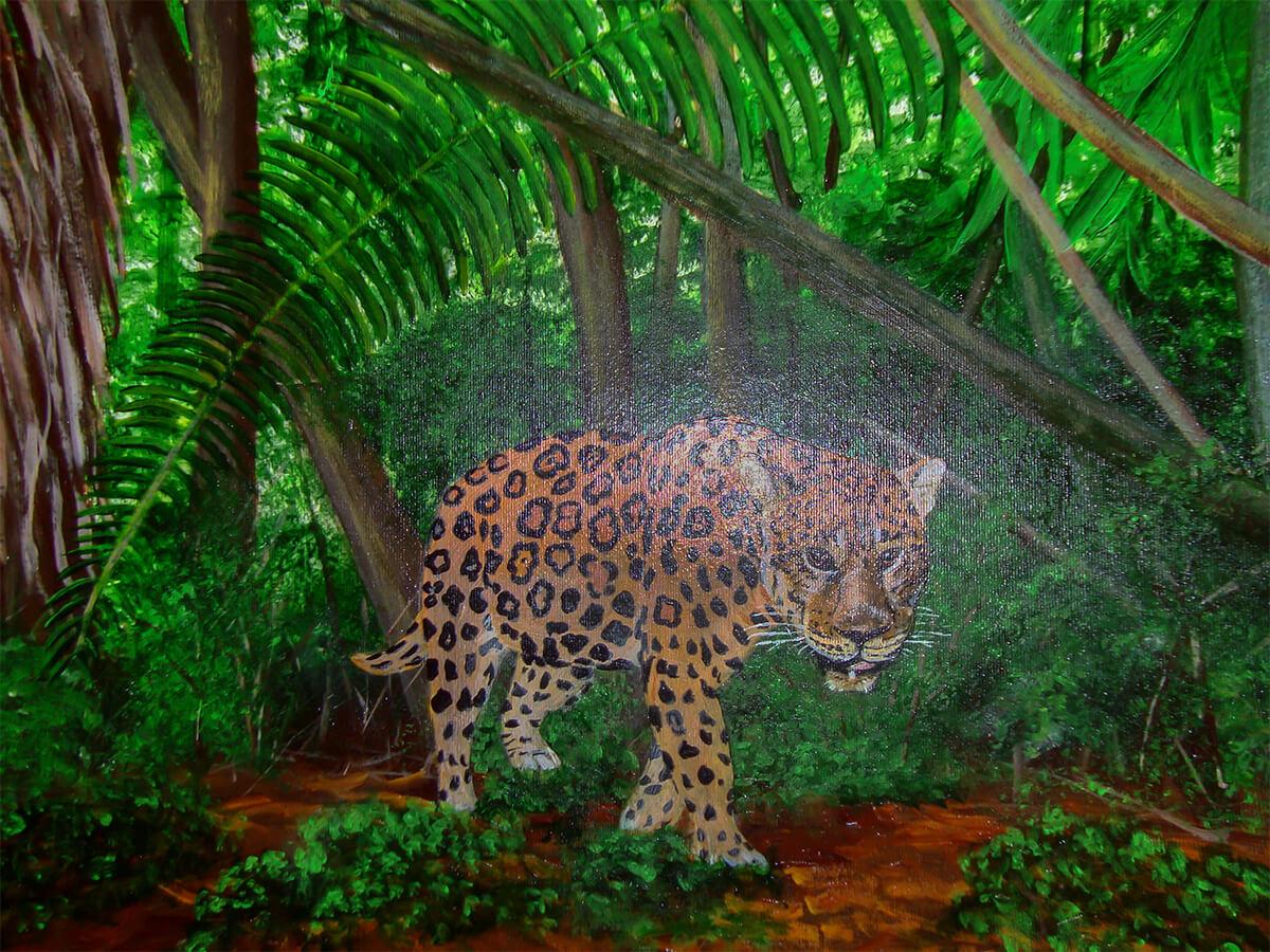 Jaguars Home