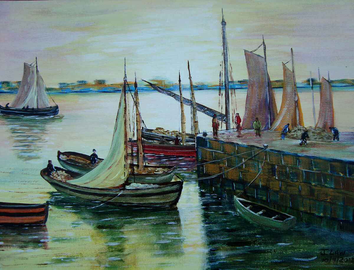 Portugese Harbour